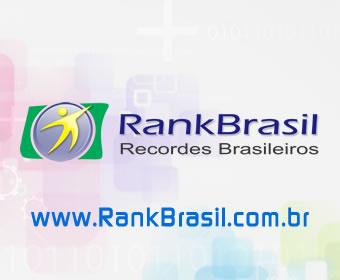RankBrasil - Recordes Brasileiros